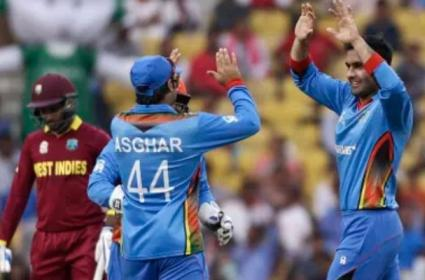 T20 World Cup 2021 Warm Up Match: Afghanistan Vs West Indies Live Updates And Highlights In Telugu - Sakshi