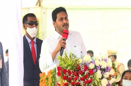 CM YS Jagan Slams TDP Leader Pattabhi Ram Comments On Police Martyrs Day - Sakshi