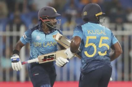 T20 World Cup 2021: Sri Lanka Vs Netherlands Live Updates And Highlights In Telugu - Sakshi