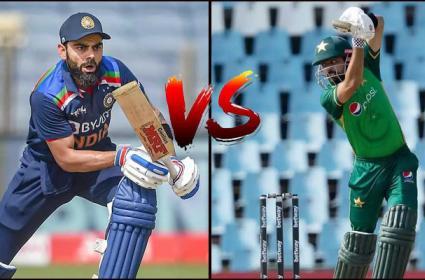 T20 World Cup 2021: Virat Kohli Vs Babar Azam Records As Captains - Sakshi