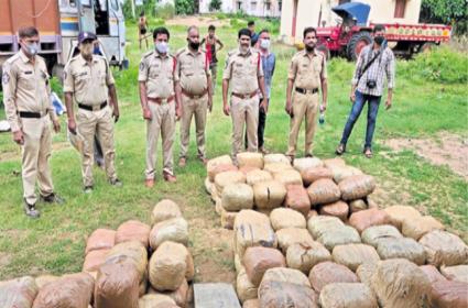 TDP Drugs Politics In Andhra Pradesh - Sakshi
