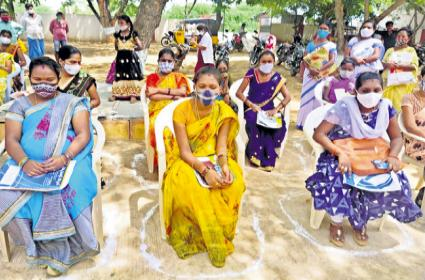 Government measures to protect mother and child - Sakshi
