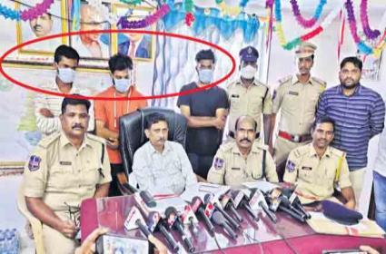 Heavy Amount of Drugs Seized In Medchal District - Sakshi