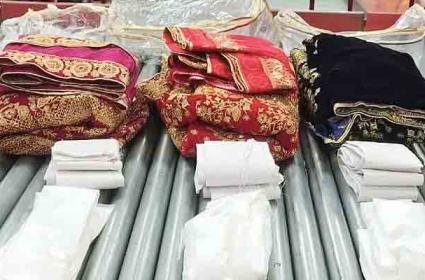Drugs Hidden In Lehengas Worth Crores NCB Seized In Bengaluru - Sakshi