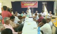 ysrcp round table meeting in vijayawada