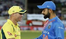 Australia won the toss and elected to field first