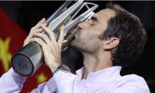 Roger Federer beats Rafael Nadal to win Shanghai Masters title