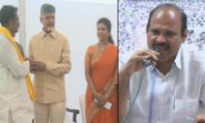 Why Butta Renuka to join TDP, questioned ysrcp leader pardhasarathi