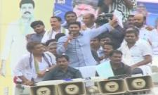 YS Jagan Comments on Pention Scheme