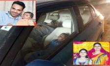 narsingi police probe on five members death case