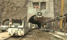 SLBC Under Tunnel project works delayed