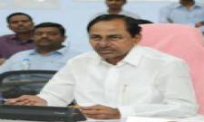 CM KCR Review Meet in Pragati Bhavan