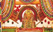 Bangle Utsav Celebration at Kanakadurga Temple in Vijayawada