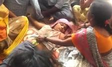10 year Old Boy died with Lift Collpase in karmanghat