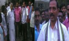 YSRCP MLA Gopireddy Srinivasa Reddy  Padayatra Seconday Started
