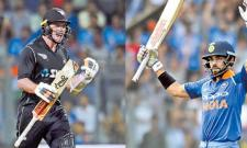 Record-breaking NZ crush India in first ODI