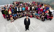 the worlds biggest family, Mizoram man with 39 wives, 94 children