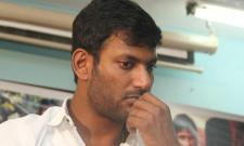 GST intelligence agency raids Hero Vishal Office