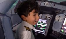 This Lucky 6-Year-Old Was 'Pilot' For A Day