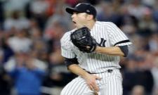 Yankees David Robertson had a priceless reaction in baseball game