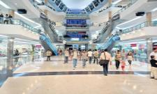Some Shopping malls charged extra amount except GST