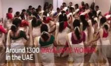 1,300 Malayali women bid for dance record in UAE