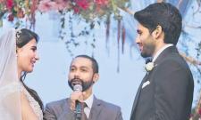 nagarjuna tweets chaysam christian marriage pics