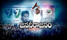 People Support for YS Jagan's PrajaSankalpaYatra - Sakshi