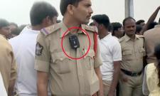 Police Focus on YS Jagan's PrajaSankalpaYatra - Sakshi