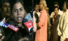 Minister Akhila Priya Perplex on Vijayawada Boat Accident - Sakshi