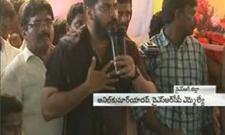 MLA Anil Kumar Yadav Slams Chandrababu In Kadapa - Sakshi