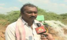 People Demands for Telugu Ganaga Canal Repairs - Sakshi