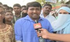 Poor Family Meet YS Jagan In Chagalamarri - Sakshi