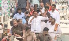 YS Jagan 8th day PrajaSankalpaYatra begin in chagalamarri - Sakshi