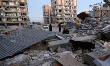 Powerful earthquake strikes near Iraqi city of Halabja - Sakshi