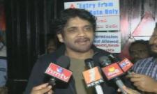 Nagarjuna feels bad over to annapurna studio fire accident - Sakshi