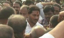 YS Jagan Padayatra Reached Kampamellamettu - Sakshi