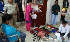 ACB Rides on Survey inspector - Sakshi