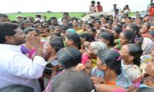 YS Jagan Padayatra Padayatra in Dornipadu - Sakshi