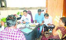 Vigilance attacks on Fake Clinic - Sakshi