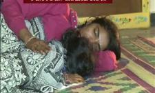 sangeetha-health-affected-after-protest-justice - Sakshi