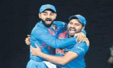 India beat NewZealand by six runs - Sakshi
