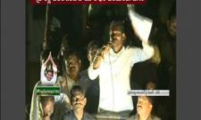 YS Jagan Meeting at Yerraguntla - Sakshi