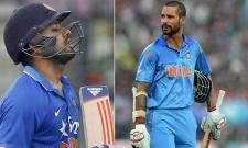 India loss two wickets - Sakshi