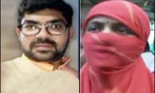 Hyderabad woman files complaint against husband - Sakshi