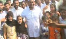 ys jagan padayatra reached to Uduguru - Sakshi