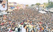 ys jagan mohan reddy speech at kuderu during padayatra - Sakshi