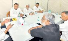 YSR Congress Parliamentary Party demand on Polavaram Project - Sakshi