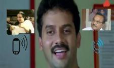 phone conversation between actor vijay sai father and his wife - Sakshi