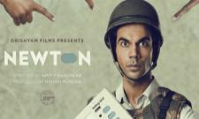 Rajkummar Raos Newton Out of Oscar race - Sakshi